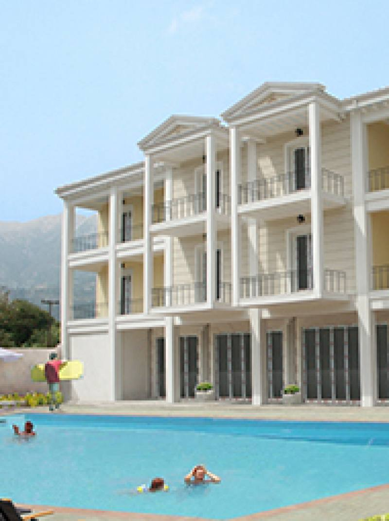 Appartementen Royal Nidri - Nidri - Lefkas